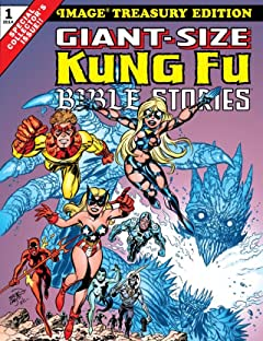 Kung Fu Bible Stories