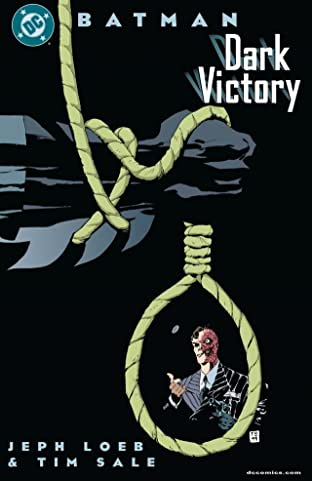 Batman: Dark Victory No.0 (sur 13)
