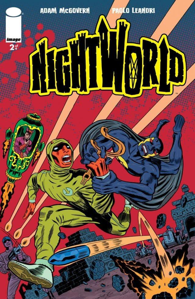 Nightworld #2 (of 4)