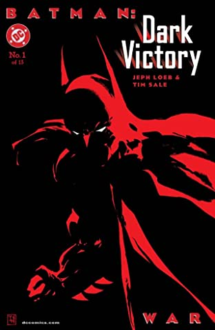 Batman: Dark Victory No.1 (sur 13)