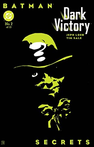 Batman: Dark Victory No.2 (sur 13)