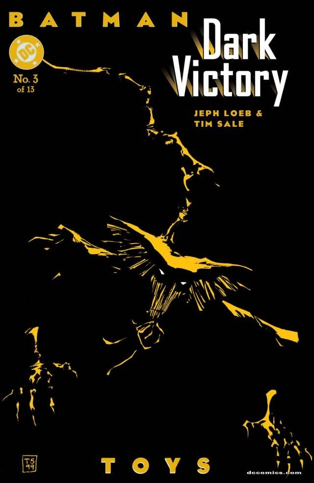 Batman: Dark Victory #3 (of 13)