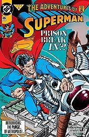 Adventures of Superman (1986-2006) #486