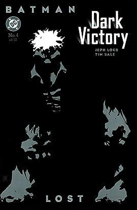 Batman: Dark Victory #4 (of 13)