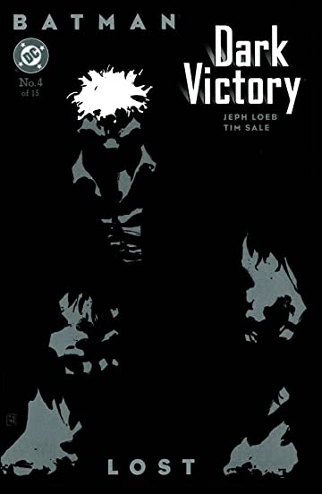 Batman: Dark Victory #4 (of 13)