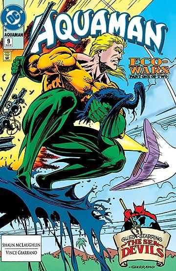 Aquaman (1991-1992) #9