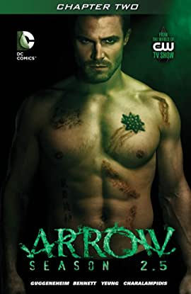 Arrow: Season 2.5 (2014-2015) #2