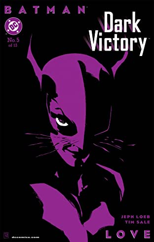 Batman: Dark Victory No.5 (sur 13)