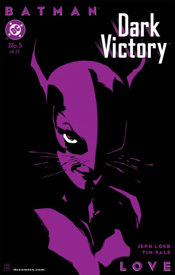 Batman: Dark Victory #5 (of 13)