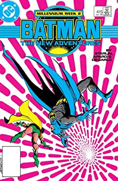 Batman (1940-2011) #415
