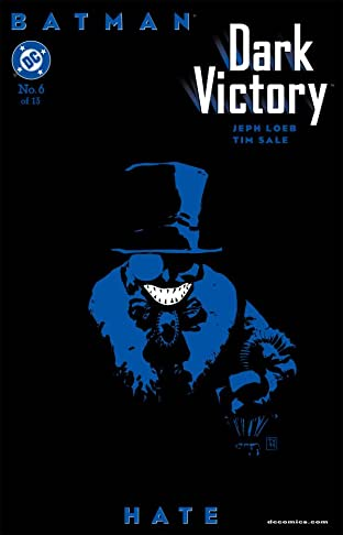 Batman: Dark Victory No.6 (sur 13)