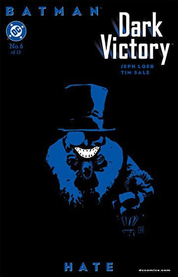Batman: Dark Victory #6 (of 13)