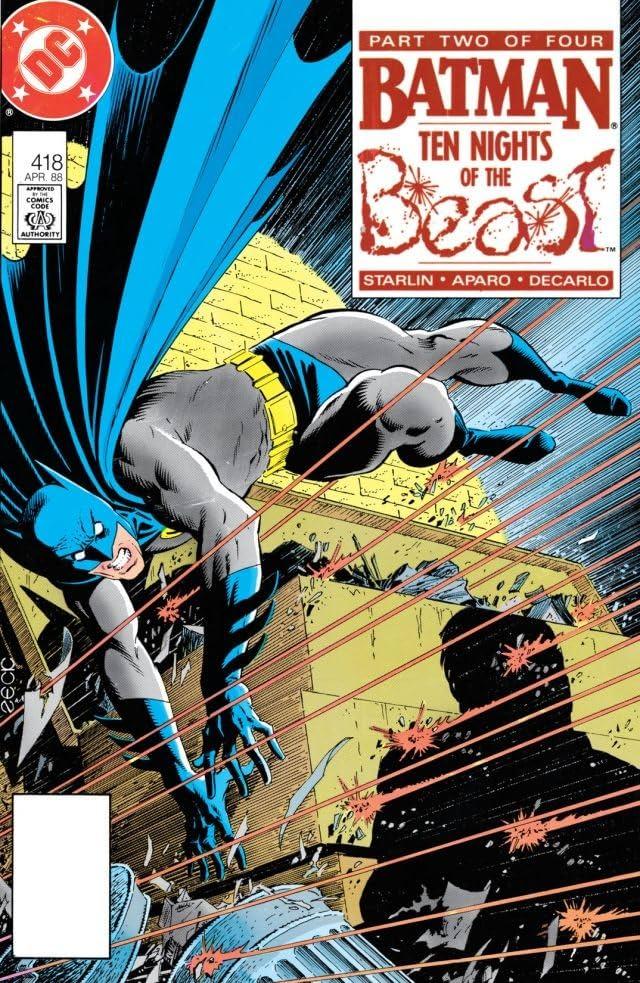 Batman (1940-2011) #418