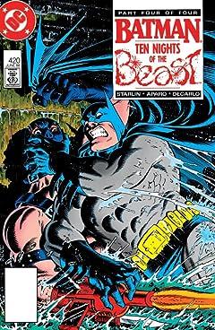 Batman (1940-2011) #420