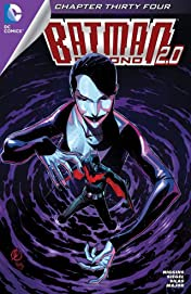 Batman Beyond 2.0 (2013-2014) #34