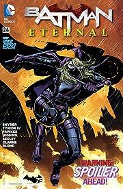 Batman Eternal (2014-2015) #24