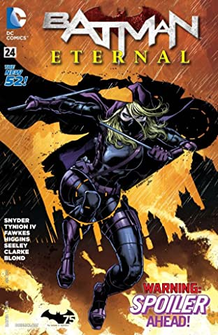 Batman Eternal (2014-2015) #24