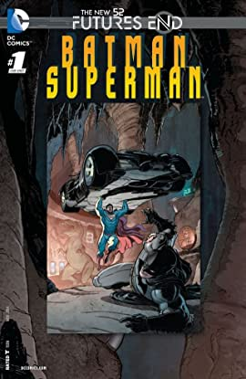 Batman/Superman (2013-2016) #1: Futures End