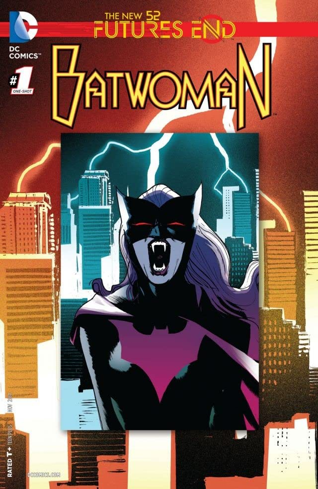 Batwoman (2011-2015) #1: Futures End