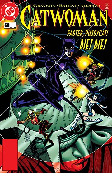 Catwoman (1993-2001) #68