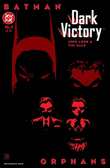 Batman: Dark Victory #9 (of 13)