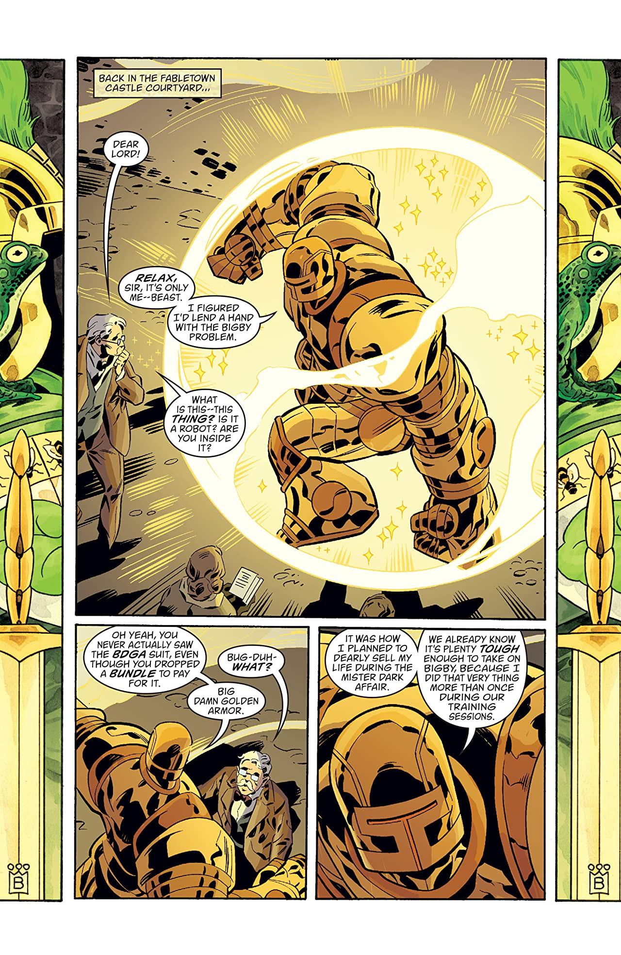 Fables #144