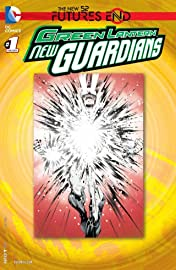 Green Lantern: New Guardians (2011-2015) #1: Futures End