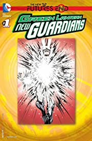 Green Lantern: New Guardians (2011-2015) #1: Futures End