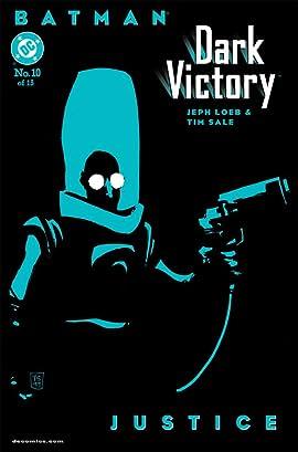 Batman: Dark Victory #10 (of 13)