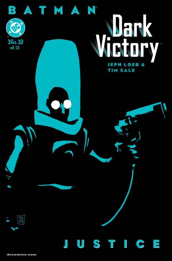 Batman: Dark Victory #10