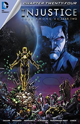 Injustice: Gods Among Us: Year Two (2014-) #24