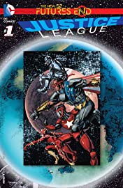 Justice League (2011-2016) #1: Futures End