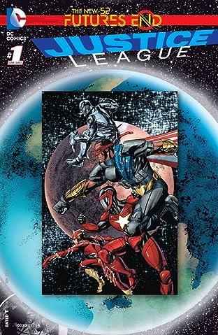 Justice League (2011-2016) #1: Futures End