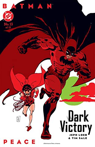 Batman: Dark Victory No.13 (sur 13)