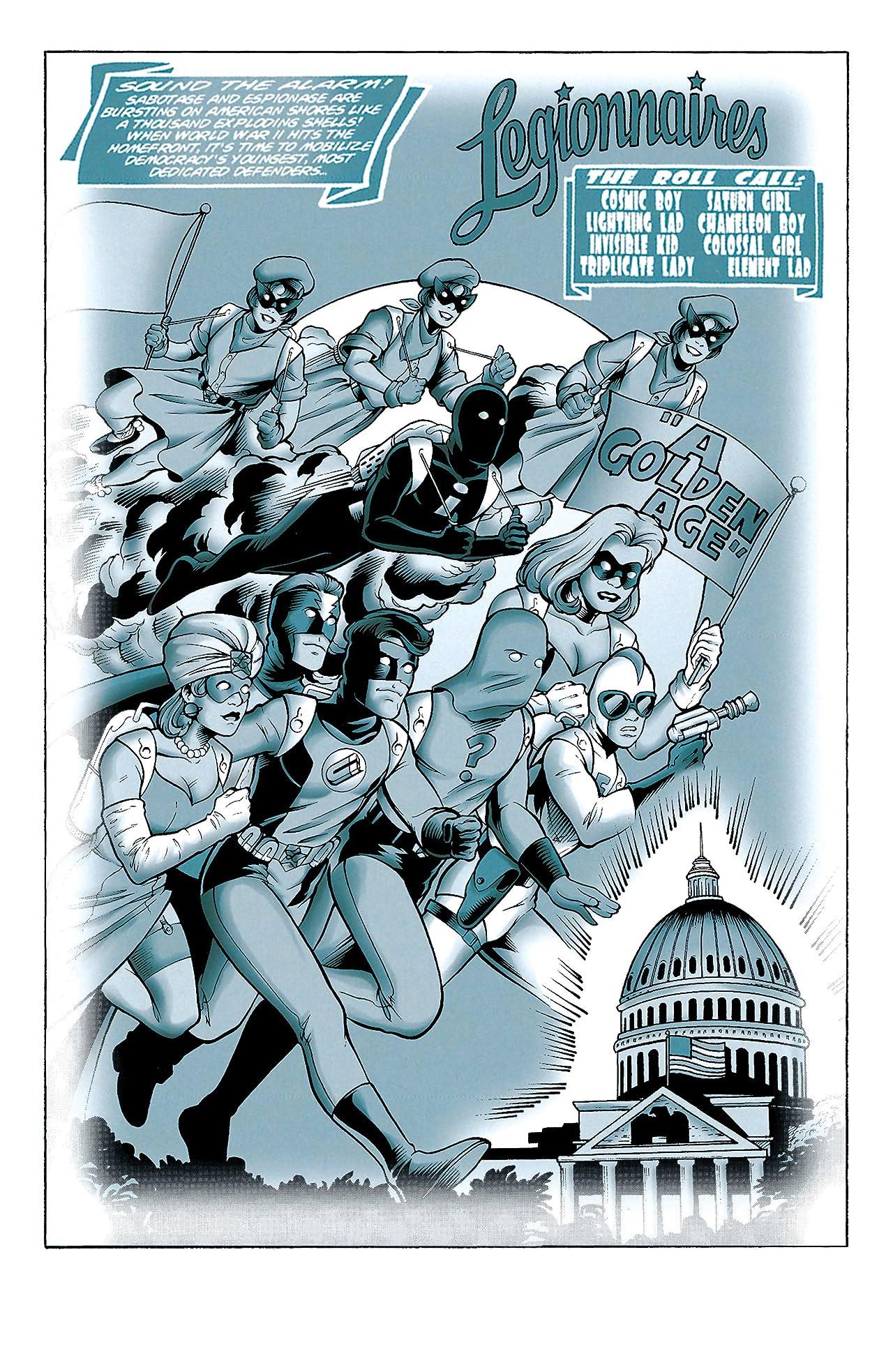 Legionnaires (1993-2000) #54