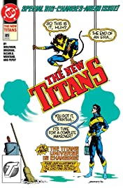 The New Titans (1984-1996) #89