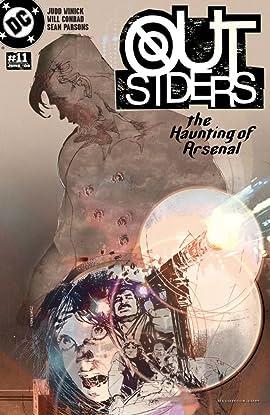 Outsiders (2003-2007) #11