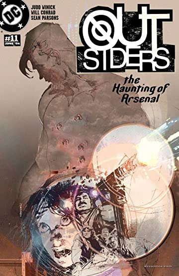 Outsiders (2003-2007) #11