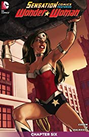 Sensation Comics Featuring Wonder Woman (2014-2015) #6
