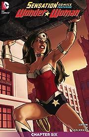 Sensation Comics Featuring Wonder Woman (2014-2015) #6