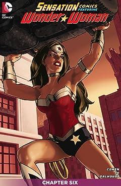 Sensation Comics Featuring Wonder Woman (2014-2015) No.6