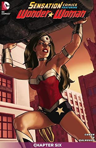 Sensation Comics Featuring Wonder Woman (2014-2015) No.6