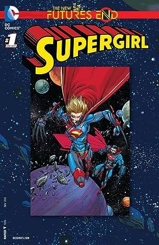 Supergirl (2011-2015) #1: Futures End