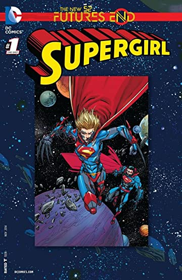 Supergirl (2011-2015) #1: Futures End