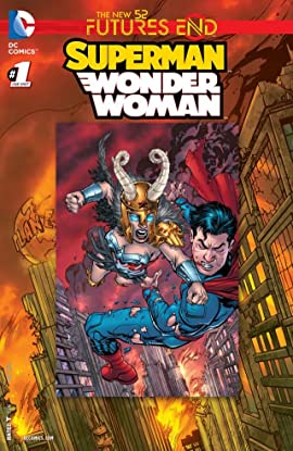 Superman/Wonder Woman (2013-2016) #1: Futures End