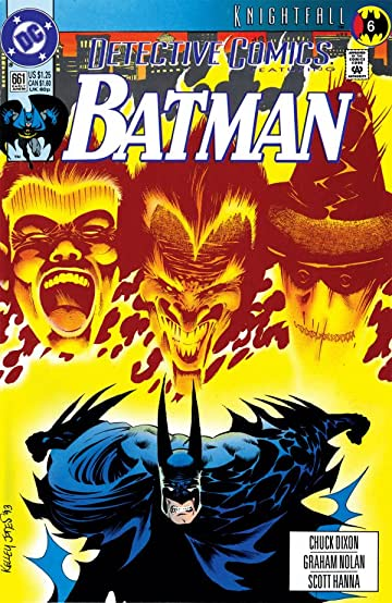 Detective Comics (1937-2011) #661