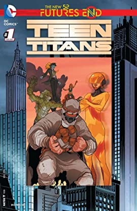 Teen Titans (2014-2016) #1: Futures End