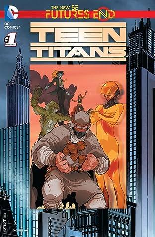 Teen Titans (2014-2016) No.1: Futures End