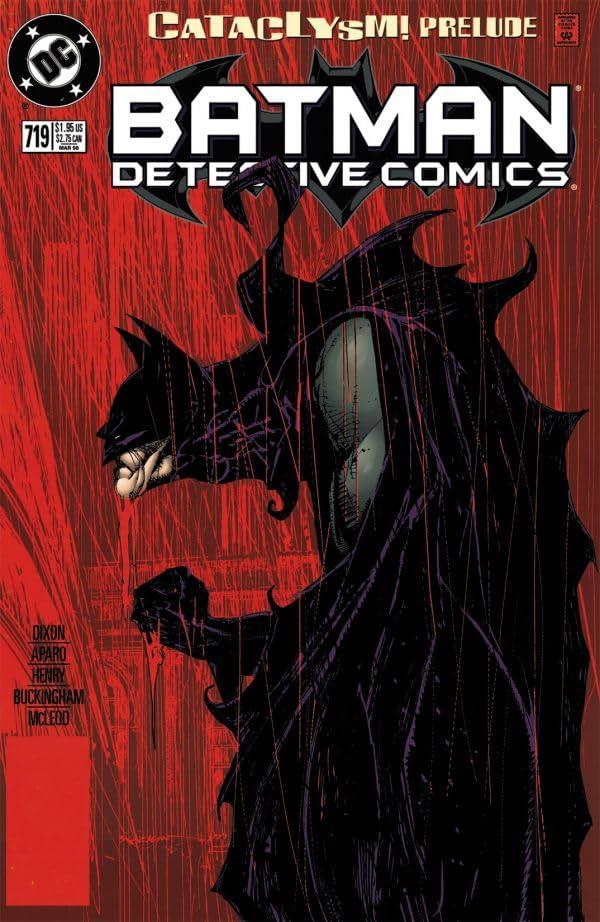 Detective Comics (1937-2011) #719