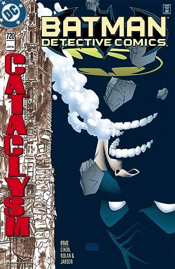Detective Comics (1937-2011) #720